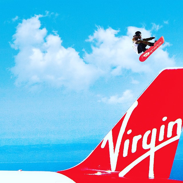Virgin America Instagram username