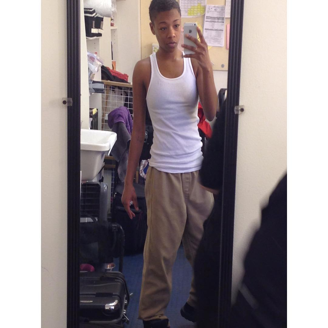 Samira Wiley Instagram username