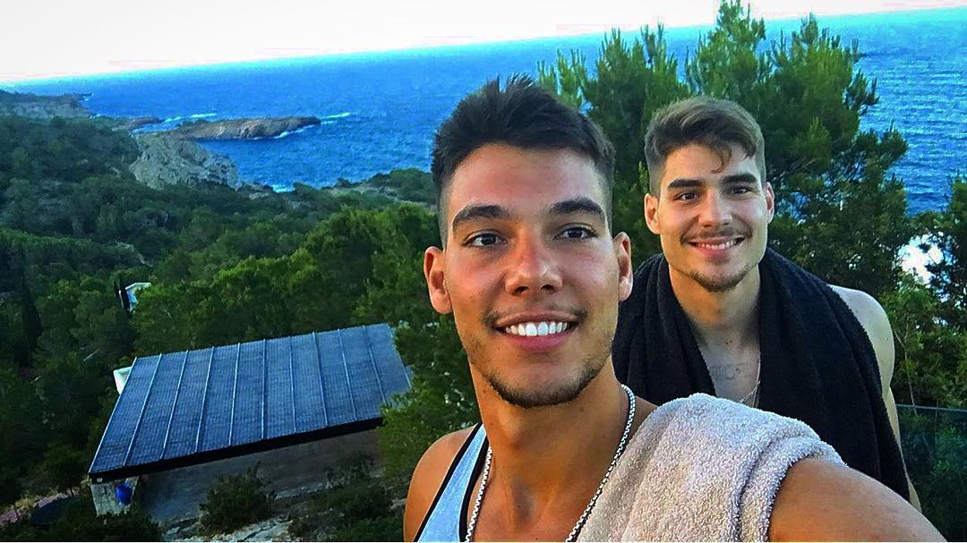 Willy Hernangomez Instagram username