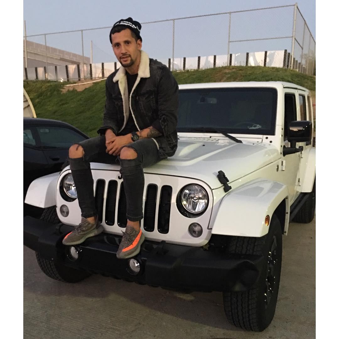 Yasser Corona Instagram username