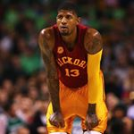 Paul George Instagram username