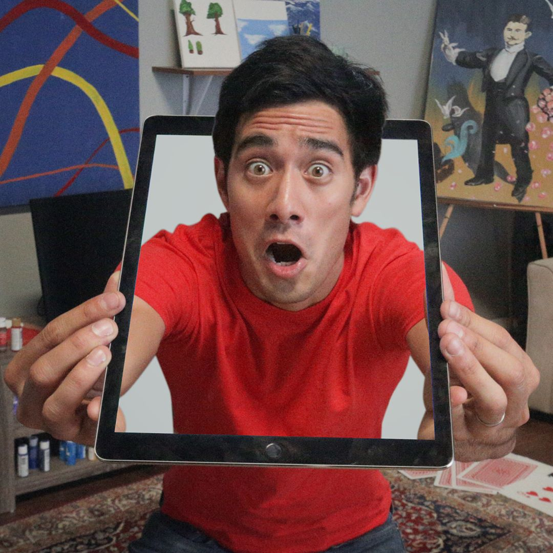 Zach King instagram